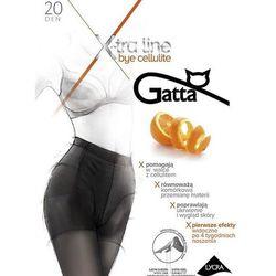 Rajstopy Gatta Bye Cellulite 20 den golden/odc.beżowego - golden/odc.beżowego