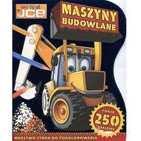 Książki dla dzieci, Maszyny budowlane. My first JCB (opr. broszurowa)