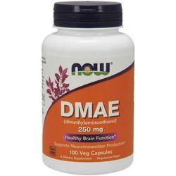 NOW Foods DMAE 250 mg 100 kaps