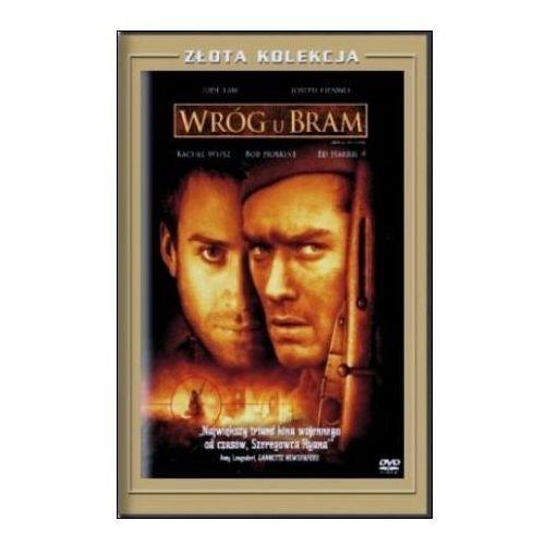 Filmy wojenne, Wróg u bram (DVD) - Jean Jacques Annaud DARMOWA DOSTAWA KIOSK RUCHU