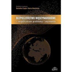 Bezpieczeństwo międzynarodowe Współczesne problemy i wyzwania - No author - ebook