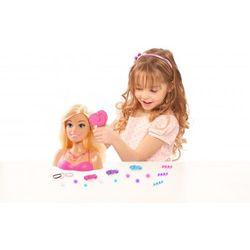 Barbie Głowa do Stylizacji Just Play Party Imprezowa