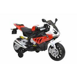 HECHT BMW S1000RR-RED MOTOR SKUTER ELEKTRYCZNY AKUMULATOROWY MOTOCYKL MOTOREK ZABAWKA AUTO DLA DZIECI - EWIMAX OFICJALNY DYSTRYBUTOR - AUTORYZOWANY DEALER HECHT promocja (-32%)