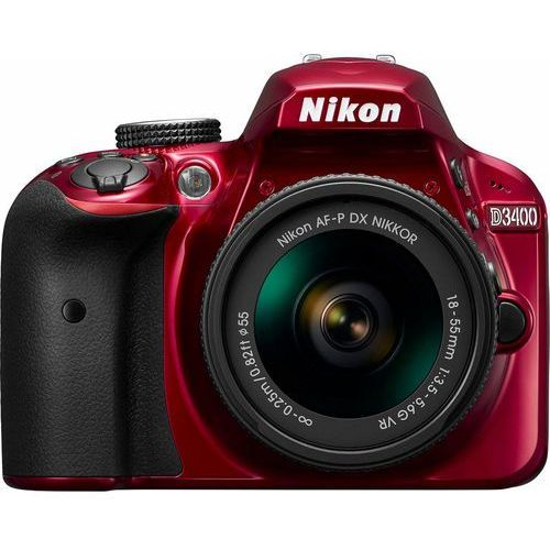 Lustrzanki, Nikon D3400