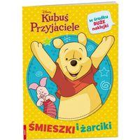 Książki dla dzieci, Kubuś i przyjaciele śmieszki i żarciki stx-9109 (opr. miękka)