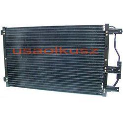 Skraplacz klimatyzacji - pojedyncza klimatyzacja Dodge Caravan 2001-2005