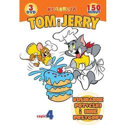 Tom i Jerry: Kulinarne potyczki i inne przygody. Kolekcja - część 4 (3xDVD) - Galapagos