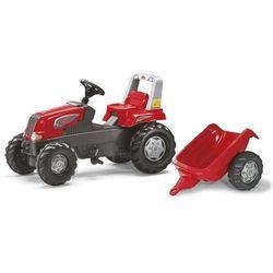 Rolly Toys Traktor na pedały Rolly Junior z przyczepą