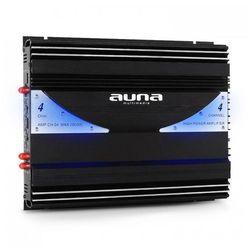 Auna AMP-CH04 4-kanałowy wzmacniacz samochodowy 2800W