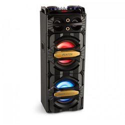 LIVE2101 Party Station kolumna 800W odtwarzacz multimedialny USB/BT 2x6,3mm wejście mikrofonowe