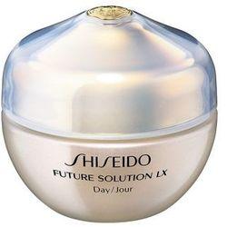 Shiseido Future Solution LX Total Protective krem do twarzy na dzień 50 ml dla kobiet