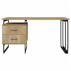 Drewniane biurko z szufladami - Bahama 11X