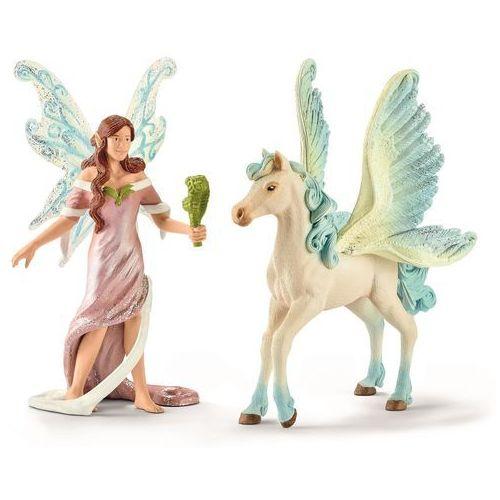 Figurki i postacie, Schleich Safenja 70539 - BEZPŁATNY ODBIÓR: WROCŁAW!