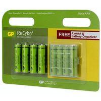 Akumulatorki, 8 x akumulatorki R6/AA GP ReCyko+ 2600 Series 2600mAh + box