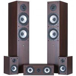 Zestaw głośników WILSON CINEMATIC 5.0 Wenge