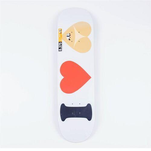 Pozostały skating, deska ENJOI - I Heart Hearts R7 White (WHT)