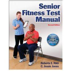 Senior Fitness Test Manual (opr. miękka)