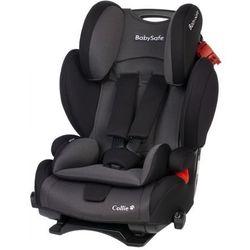 BABYSAFE Fotelik 9-36 kg COLLIE GREY BLACK |RABAT DO 150 ZŁ | IDŹ DO SKLEPU I SPRAWDŹ |