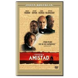Amistad (złota kolekcja) - Steven Spielberg DARMOWA DOSTAWA KIOSK RUCHU