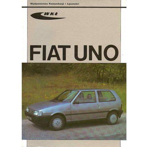 Biblioteka motoryzacji, Fiat Uno od modeli 1989 (opr. miękka)