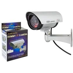 Atrapa kamera ir led kamery zewnętrzna nocna
