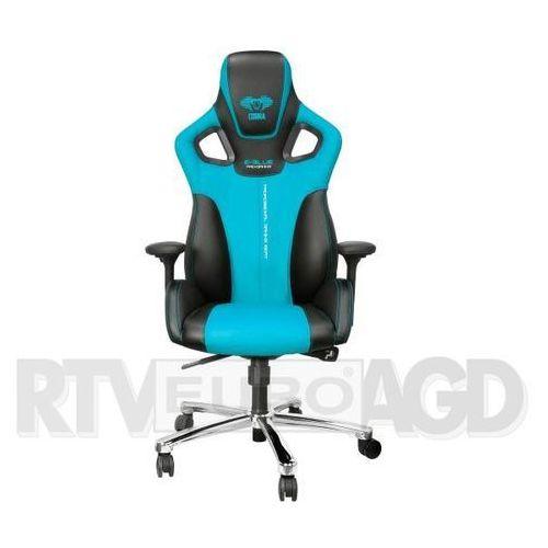 Fotele dla graczy, Fotel E-Blue Cobra, Niebieski (EEC303BLAA-IA) Darmowy odbiór w 21 miastach!