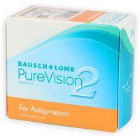 Soczewki kontaktowe, PureVision 2 HD for Astigmatism 6 szt.