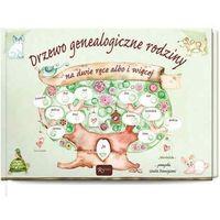 Książki dla dzieci, Drzewo genealogiczne rodziny (opr. twarda)