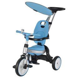 Rowerek trójkołowy BMW składany niebieski Sun Baby J01.012.1.1