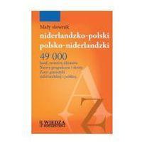 Książki do nauki języka, Mały słownik niderlandzko -pol, pol-niderlandzki (opr. twarda)