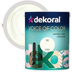 Farba Dekoral Voice of Color kwiat wiśni 5 l
