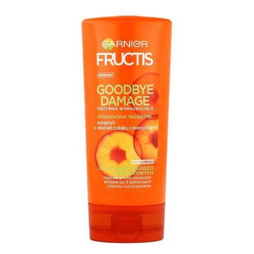 Odżywianie włosów, Fructis Goodbye Damage Odżywka do włosów odbudowująca 200ml - Garnier