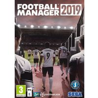 Gry PC, Football Manager 2019 (PC)