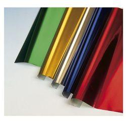 Metaliczna folia barwiąca A4, opakowanie 25 sztuk, zielona, 362504 - Autoryzowana dystrybucja - Szybka dostawa