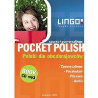 Książki do nauki języka, Pocket Polish Course and Conversations (opr. miękka)