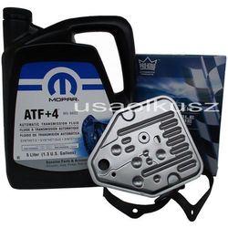 Olej MOPAR ATF+4 oraz filtr automatycznej skrzyni 3SPD Chrysler Sebring