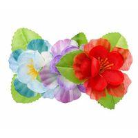 Pozostałe wyposażenie domu, Hawajska przypinka Kwiatek - 1 szt.