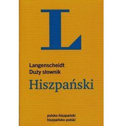 Duży Słownik Hiszpańsko-Polsko-Hiszpański (opr. miękka)