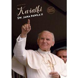 Kwiatki św. Jana Pawła II (opr. twarda)