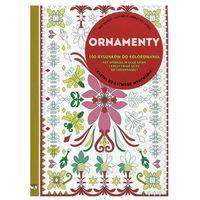 Kolorowanki, Ornamenty. 100 rysunków do kolorowania - Éric Marson