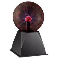 Lampy stołowe, Lampa stołowa lampka Globo Plasma 1x6W LED czarna 28011