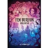 Bajki, TIM BURTON KOLEKCJA (12 DVD) GALAPAGOS Films 7321909320505