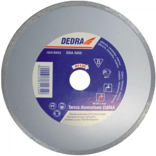 Tarcze do cięcia, Tarcza do cięcia DEDRA H1136E 250 x 25.4 mm diamentowa