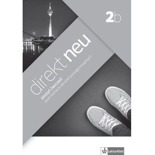 Książki do nauki języka, Direkt NEU 2B WB (wieloletni) +CD 2016 LEKTORKLETT (opr. miękka)