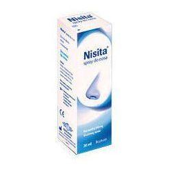NISITA spray do nosa 20ml - data ważności 30-06-2019r.