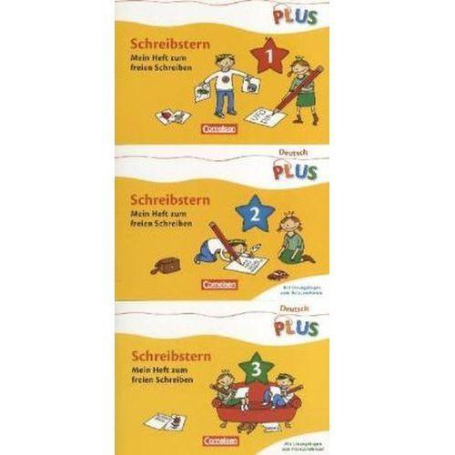 Pozostałe książki, Schreibstern, Mein Lese-Mal-Heft, 3 Hefte