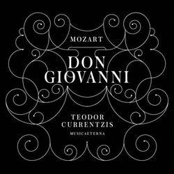 Mozart: Don Giovanni (Winyl) - Teodor Currentzis