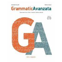 Książki do nauki języka, Grammatica Avanzata Podręcznik B2+/C2 - La Grassa Matteo (opr. kartonowa)