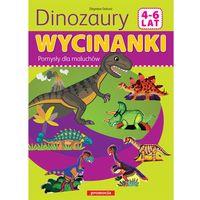 Wycinanki, Wycinanki - Dinozaury - Siedmioróg