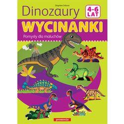 Wycinanki - Dinozaury - Siedmioróg